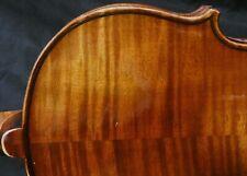 Fine 4/4 Old Antique Austrian Bohemian Violin Stradivarius Fiddle  小提琴  ヴァイオリン