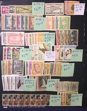 Old Dominican Republic Better Stamp Collection, Mint/Used,145 Diff, $146 Value