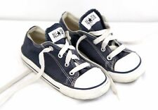 Converse All Star Chuck Taylor low shoes Toddler 9 boys girls