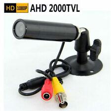 Tiny 2.0MP 3.6MM Lens Mini security hidden video Nanny small Bullet AHD Camera