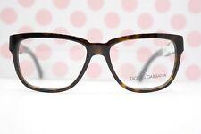 Brille Brillengestell Original Dolce Gabbana DG 3133 502 braun Neu