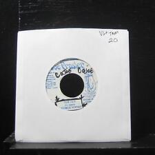 """George Nooks - Top Ten 7"""" VG+ JOE248160 Vinyl 45 Joe Frasier Jamaica"""