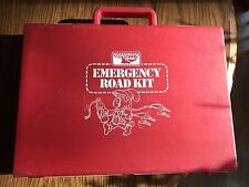 Keebler Elves Dr. Ernie emergency road & first aid kit box 1983 vintage antique