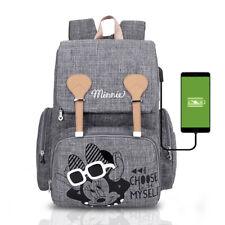 Wickeltasche Babytasche Wickelrucksack Windel Rucksack Pflegetasche Nappy Bag