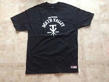 UNDERTAKER WWE Authentic Death Valley Wrestlemania 32 T-Shirt XL Brand New
