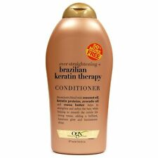 OGX (Organix) EVER STRAIGHT BRAZILIAN KERATIN THERAPY CONDITIONER 19.5OZ