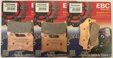 Aprilia RST1000 Futura (2001 to 2004) EBC Sintered FRONT & REAR Disc Brake Pads