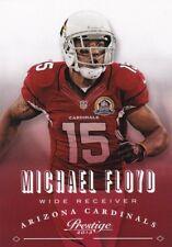 Michael FLOYD 2013 PANINI PRESTIGE FOOTBALL cartes à collectionner, #3