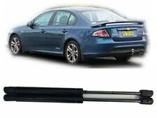 2 x NEW Gas Struts Ford Falcon FG model boot WITH spoiler XR6 XR8 2008 to 2014