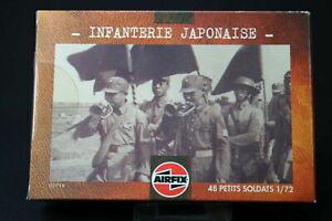 AIRFIX Infanterie Japonaise  1/72 maquette figurine