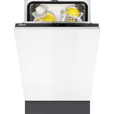 Zanussi ZDV12004FA Dishwasher A+ 45cm Fully Integrated Slimline
