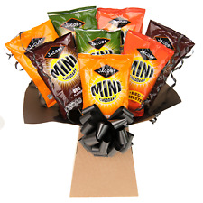 Mini Cheddars Crisps Snack Bouquet - British Pub Favourites Hamper Perfect Gift