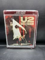 NEW SEALED HD DVD U2 RATTLE AND HUM