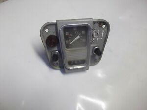 Citroen 2cv dashboard unit with KM speedometer(P).10,000+Citroen parts in stock