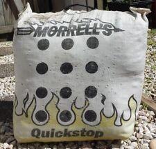 Morrell Quickstop Field Point Bag Archery Target MPN 101 #113059