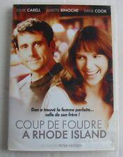 DVD COUP DE FOUDRE A RHODE ISLAND - Steve CARELL / Juliette BINOCHE