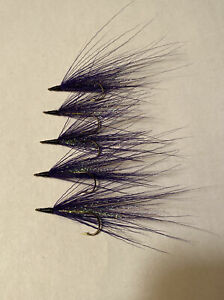 Bucktail River Streamer Flies- Hand Tied - Walleye and White Bass (20)