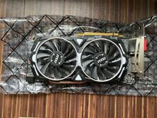 MSI Radeon RX 480 Armor 4G OC Graphics Card