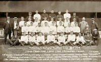 The Tottenham Hotspur Football Club team 1913 6x4 PHOTO