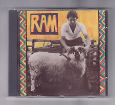 (CD) PAUL & LINDA McCARTNEY - Ram / UK Import / CDP 7 46612 2