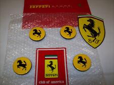308 Gts - 328 Gts Ferrari Center Caps will work on most models Oem Part.