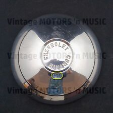 """1960-1964 Chevrolet CORVAIR Stainless Steel Dog Dish Poverty 9.63"""" Hub Cap"""
