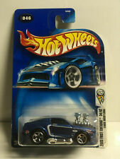 Hot Wheels 2003 First Edition Mustang