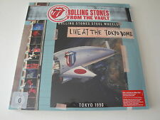 THE ROLLING STONES: From the Vault- Live At The Tokyo Dome Vinyl 4 LP+DVD