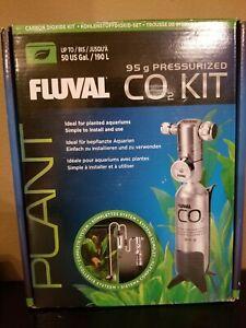 Fluval 95g Pressurized CO2 Kit Free Shipping!