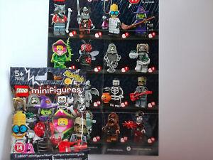 LEGO 71010 MINIFIGURINE N°4 SORCIERE WACKY WITCH SACHET NEUF JAMAIS OUVERT NEW