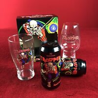 BODEBROWN TROOPER BEER BRAZIL IPA: BUNDLE - 2 pints/2 cans/box - Iron Maiden