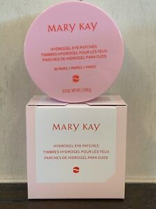 Mary Kay Hydrogel Eye Patches - 30 Pairs - Expires 2024 or Later - FREE SHIPPING