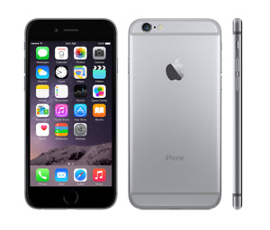 Cheap Apple iPhone 6 - 16GB - Space Grey (Unlocked) A1586 **6 Month Warranty**
