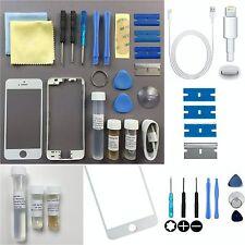 Smartphone Apple iPhone se Kit de reparación de reemplazo de pantalla de Cristal Frontal Blanco + UV Antorcha