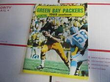 1969 Green Bay Packers Year Book NFL Vtg Football Collectible Rare Jim Taylor