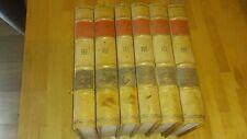Louis Madelin - Histoire du Consulat et de l'Empire - Hachette volumes 1 à 6