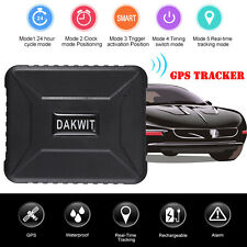 GPS Tracker Mini Real time Hidden Spy APP Car Vehicles Tracking Device Magnetic