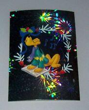 Panini REWE Glitzersticker Disney Zauberhafte Weihnachten  #7 Pluto