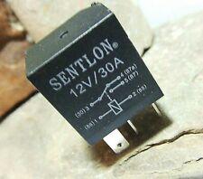 Sentlon Multipurpose Automotive type  4 Pin 30A DC 12V SPST Relay