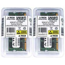 8GB KIT 2 x 4GB Toshiba Satellite L555-S7945 M300-021 M300-034 Ram Memory