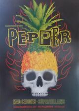 PEPPER FILLMORE POSTER Mad Caddies SUPERVILLAINS OriginalF850 Thomas Scott