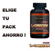 L-Carnitina, L-Carnitine (120 cap 600 mg) ELIGE TU PACK AHORRO !!!