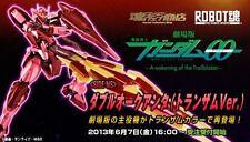 Robot Spirits Damashii Limited Gundam 00V Qan[T] Movie Trans-am Version Figure