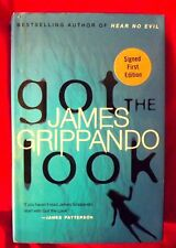 "GOT THE LOOK ""SIGNED"" James Grippando 2006 HCDJ 1ST ED RUTHLESS KIDNAPPER"