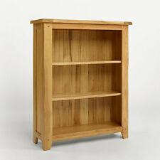 Small Rustic Light Oak Bookcase   Living Room & Hallway Furniture CB-14