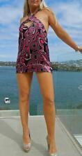 VINTAGE Embella  Bohemian Rhapsody Resort Glam Retro Dress/Top
