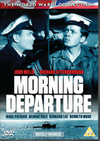Morning Departure DVD (2015) John Mills, Ward Baker (DIR) cert PG ***NEW***