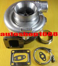 T76 arrière a/r.80 a/r.96 T4 seulement 800-1000hp d'huile journal bearing turbo turbocompresseur
