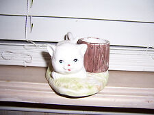 R.O.C. Cat Candle Holder K