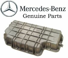 Genuine Mercedes Engine Oil Pan (Lower Pan : NO Gasket Required)